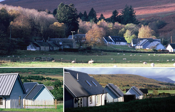 Atholl Estate Blair Atholl Country Estates Projects